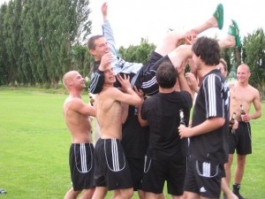 II. Herren - Aufstieg 2007-08